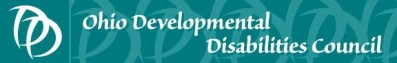 Ohio Developmental Disabilities Council logo