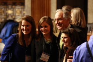 LEND Trainees with Former US Senator Tom Harkin
